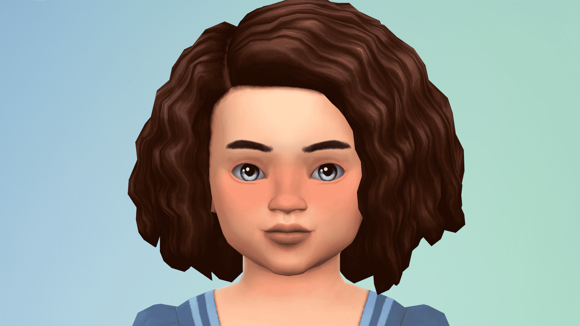 The Sims 4 How To Enable Custom Eyes For Toddlers