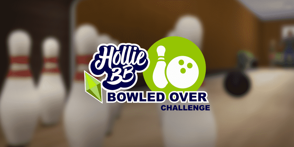 Build Challenge, bowling night stuff pack, sims 4 build challenge