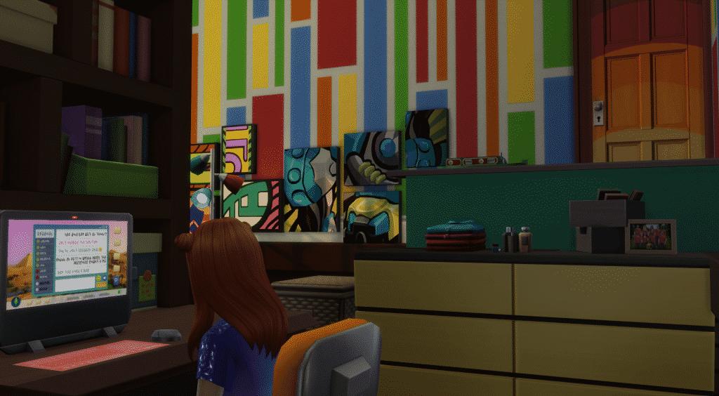the sims 4, the sims 4 building, the sims 4 build tutorial, build tutorial, sims 4 bunkbeds, bunkbeds, bunkbed tutorial
