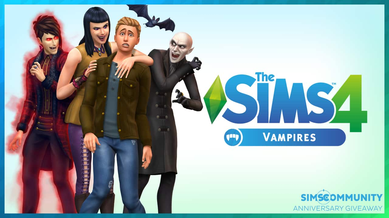 sims 4 giveaway giveaway win 1 out of 4 copies of the sims 4 vires 3797