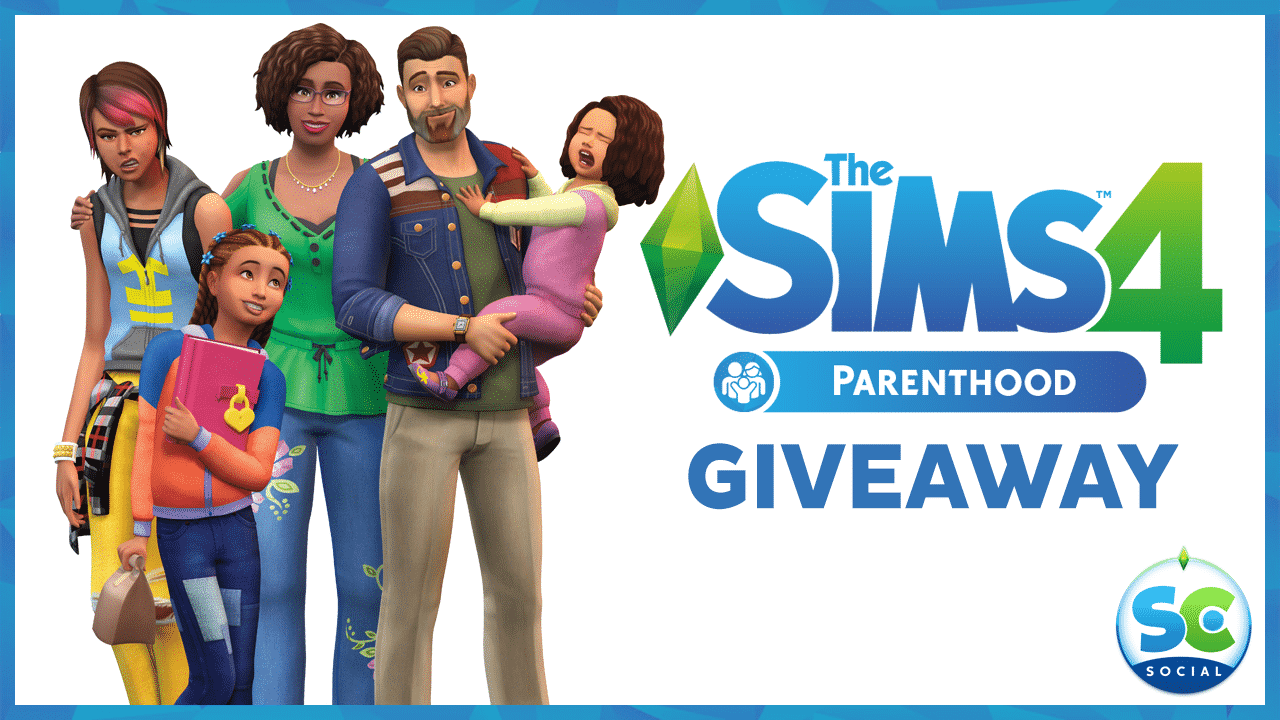 sims 4 giveaway win 5 copies of the sims 4 parenthood 4840