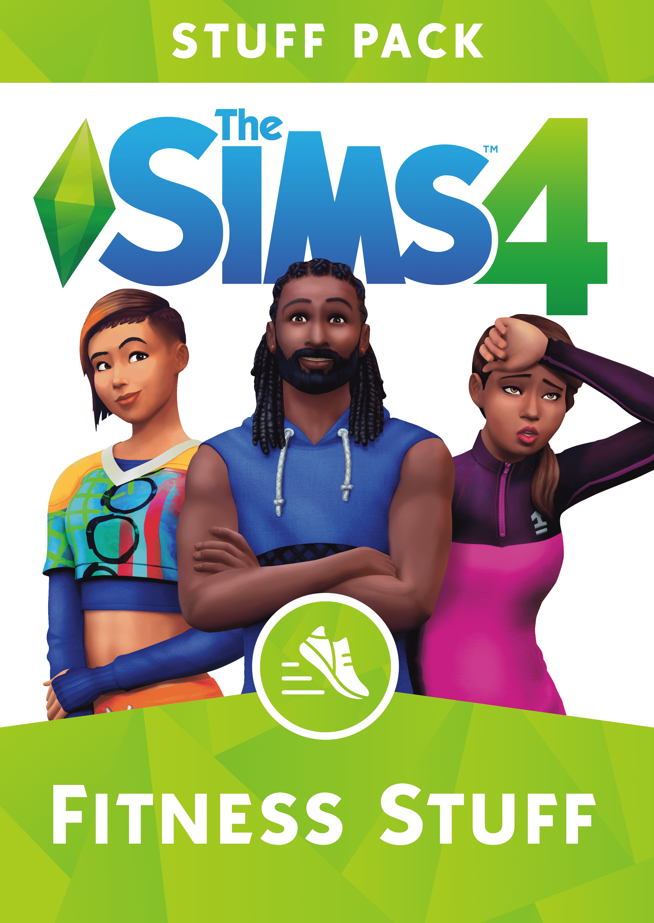 The Sims 4 Fitness Stuff: Official Assets (Renders, Logo ... | 2160 x 3048 png 2793kB
