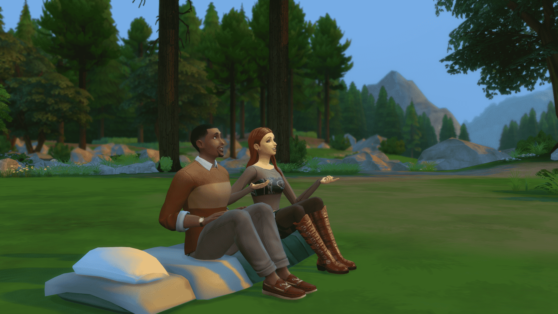 The Sims 4 Cc Functional Sleeping Bags