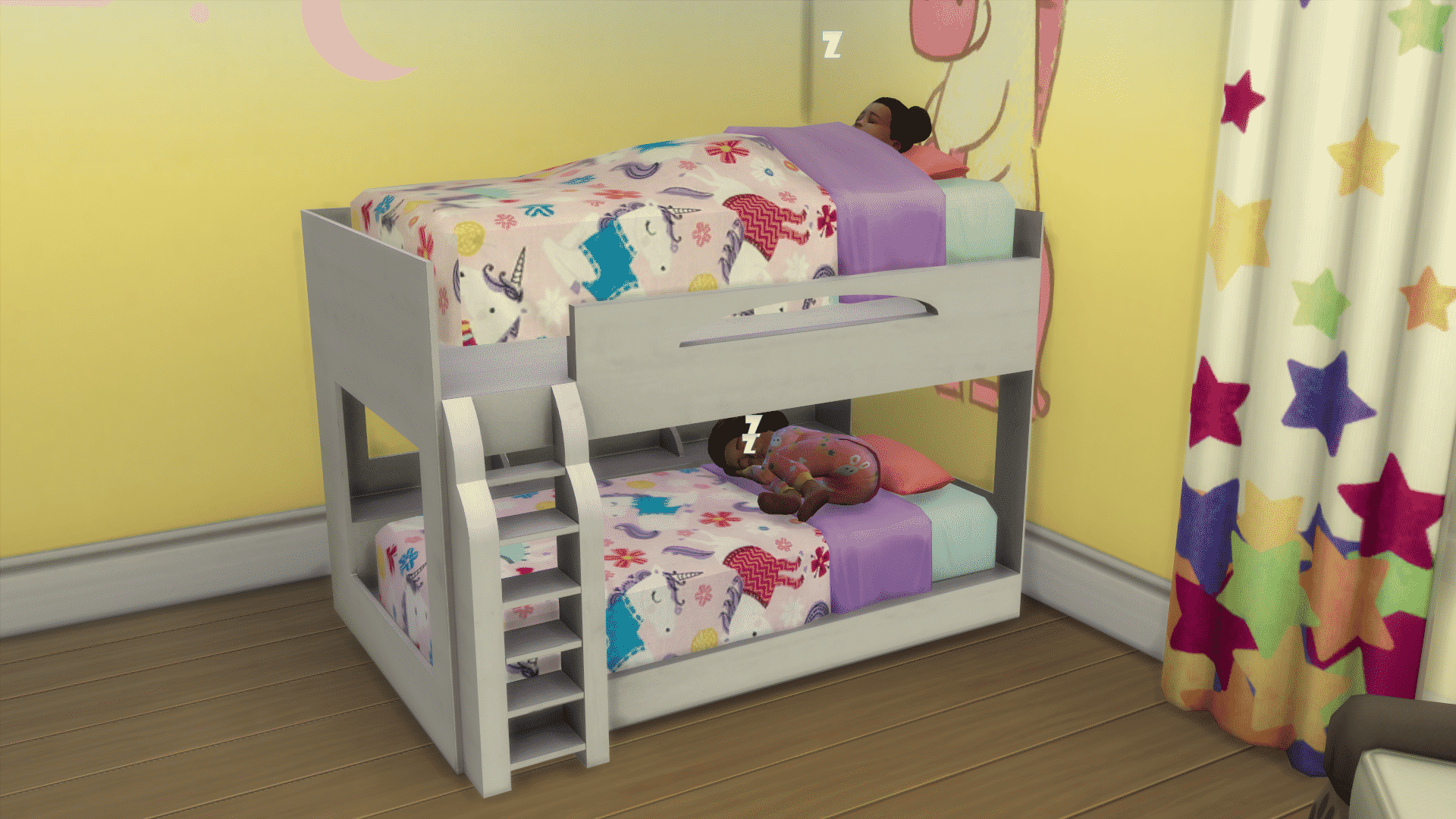 the sims 4 mods functional toddler objects. Black Bedroom Furniture Sets. Home Design Ideas