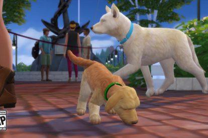 Výsledek obrázku pro the sims 4 cats and dogs