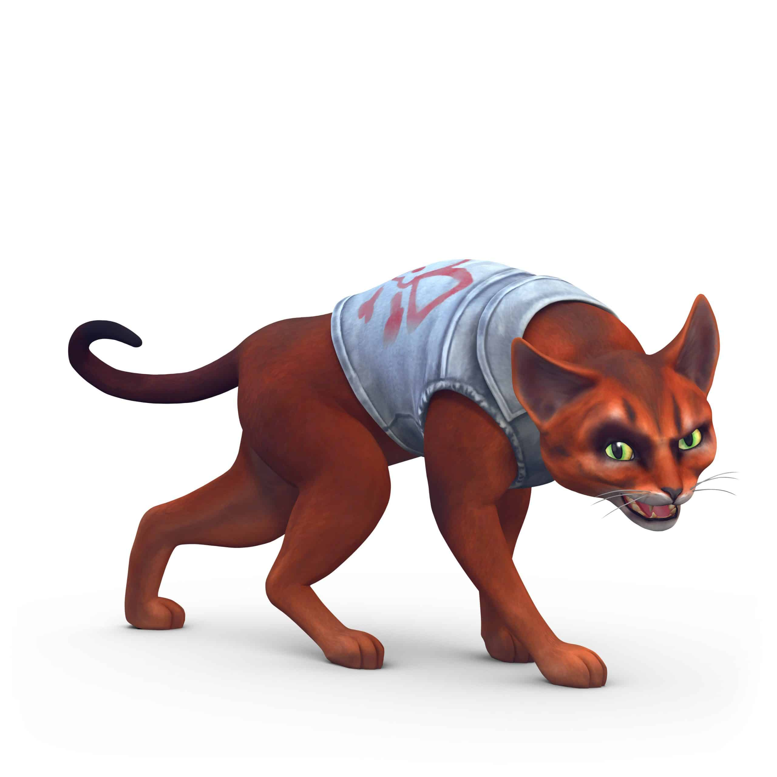 The Sims 4 Cats & Dogs: New Screens And Renders
