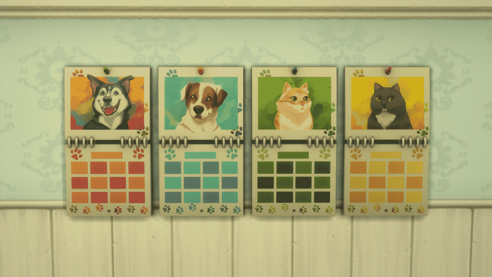 When Is Sims  Cats And Dogs Coming Out