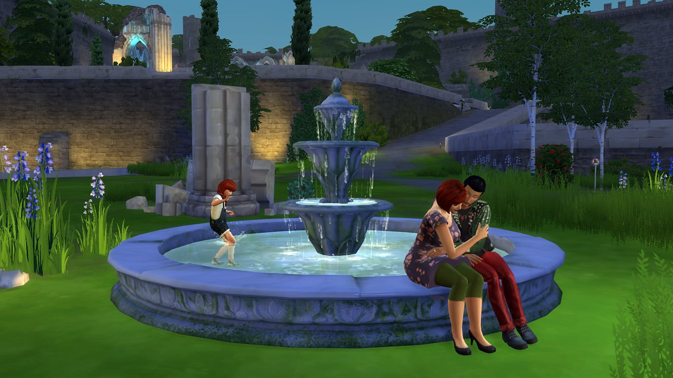 The Sims 4 Mod: Place Certain Objects anywhere in the World