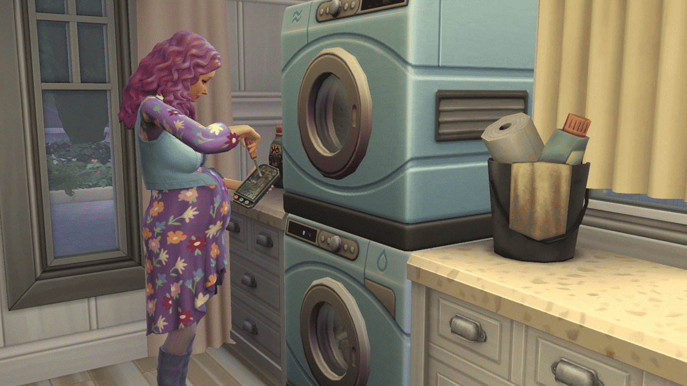 The Sims 4 Complete Guide To Laundry