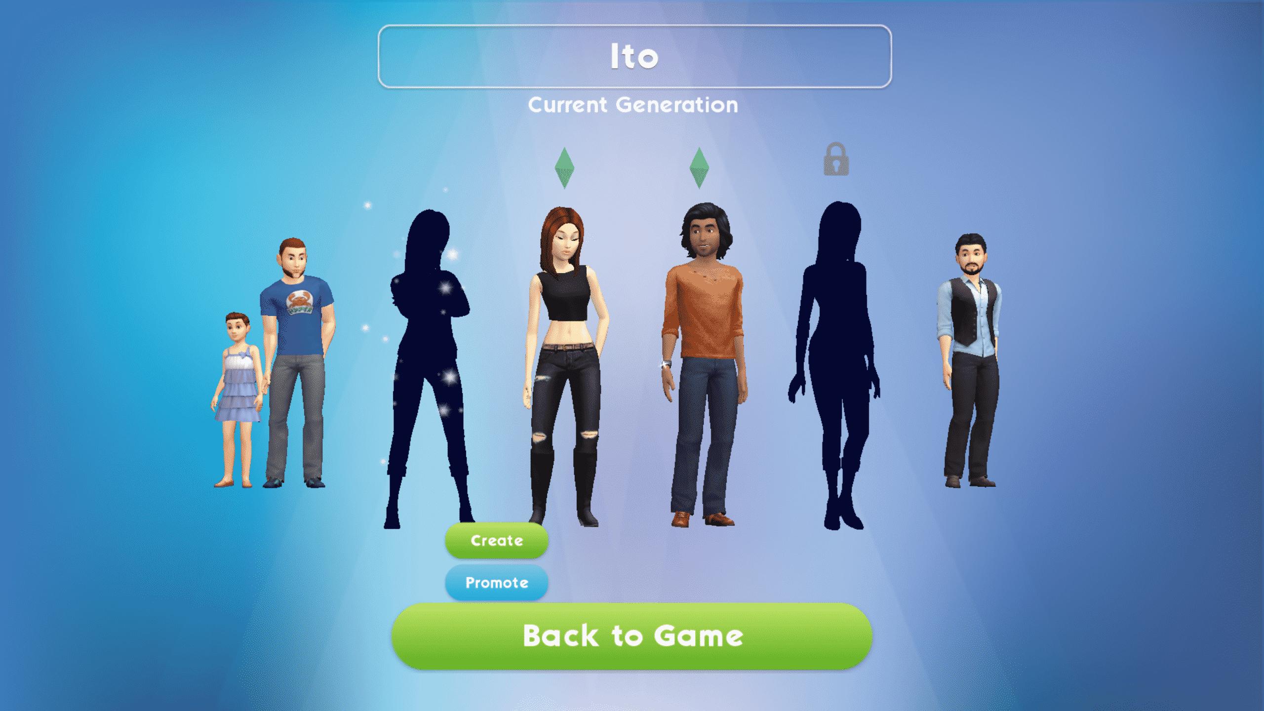 Dating Sims Online för iPad