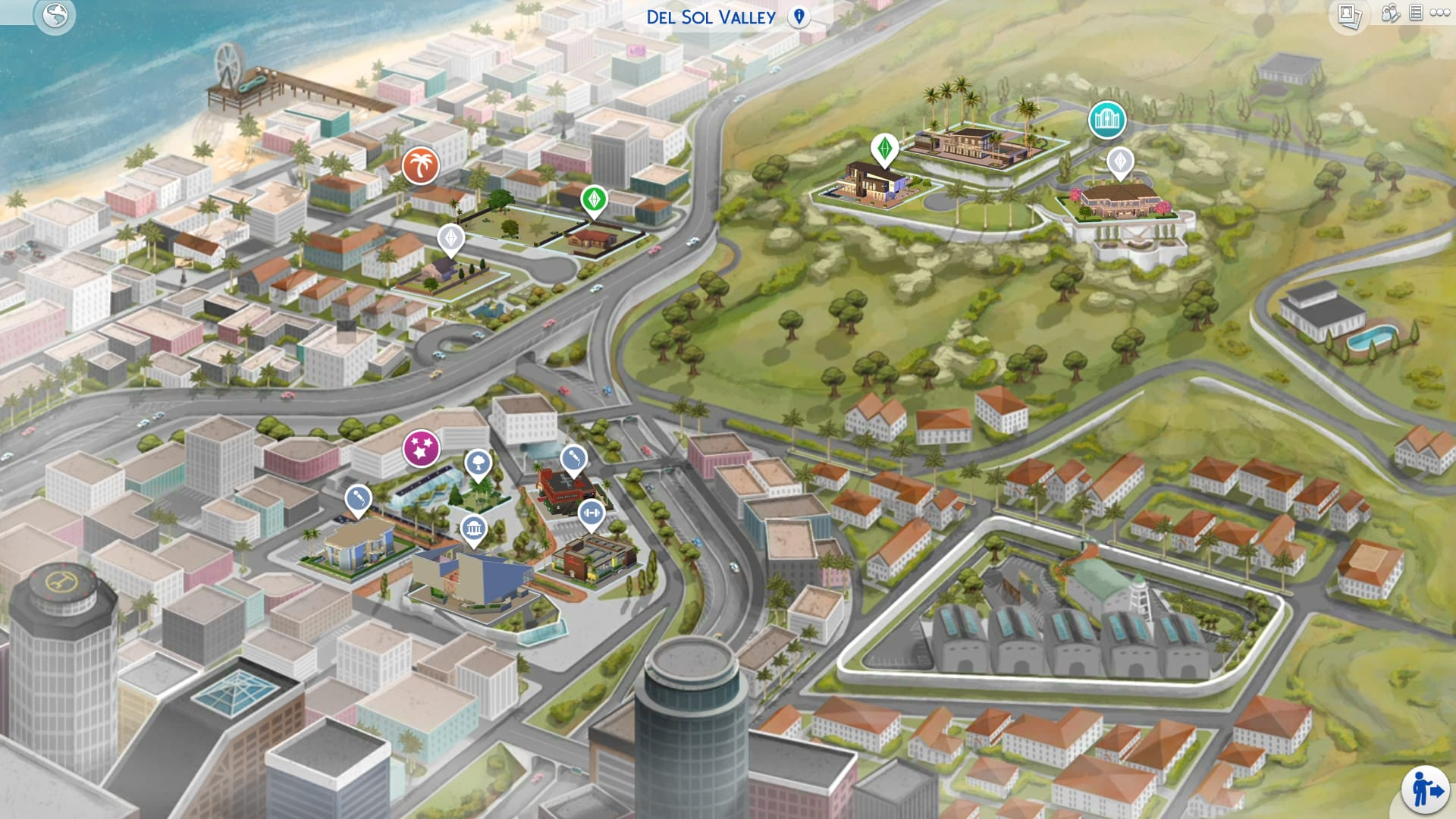 You can now get Custom Map Replacements for all The Sims 4 ... Sims Map on sims castaway, sims 3 houses, sims 3 university life cover, sims 3 yacht, sims 3 map, sims 3 zombie apocalypse, sims 3 sunlit tides, sims 3 mods, sims 3 train, sims 3 world's best, sims 3 weather, sims medieval map,
