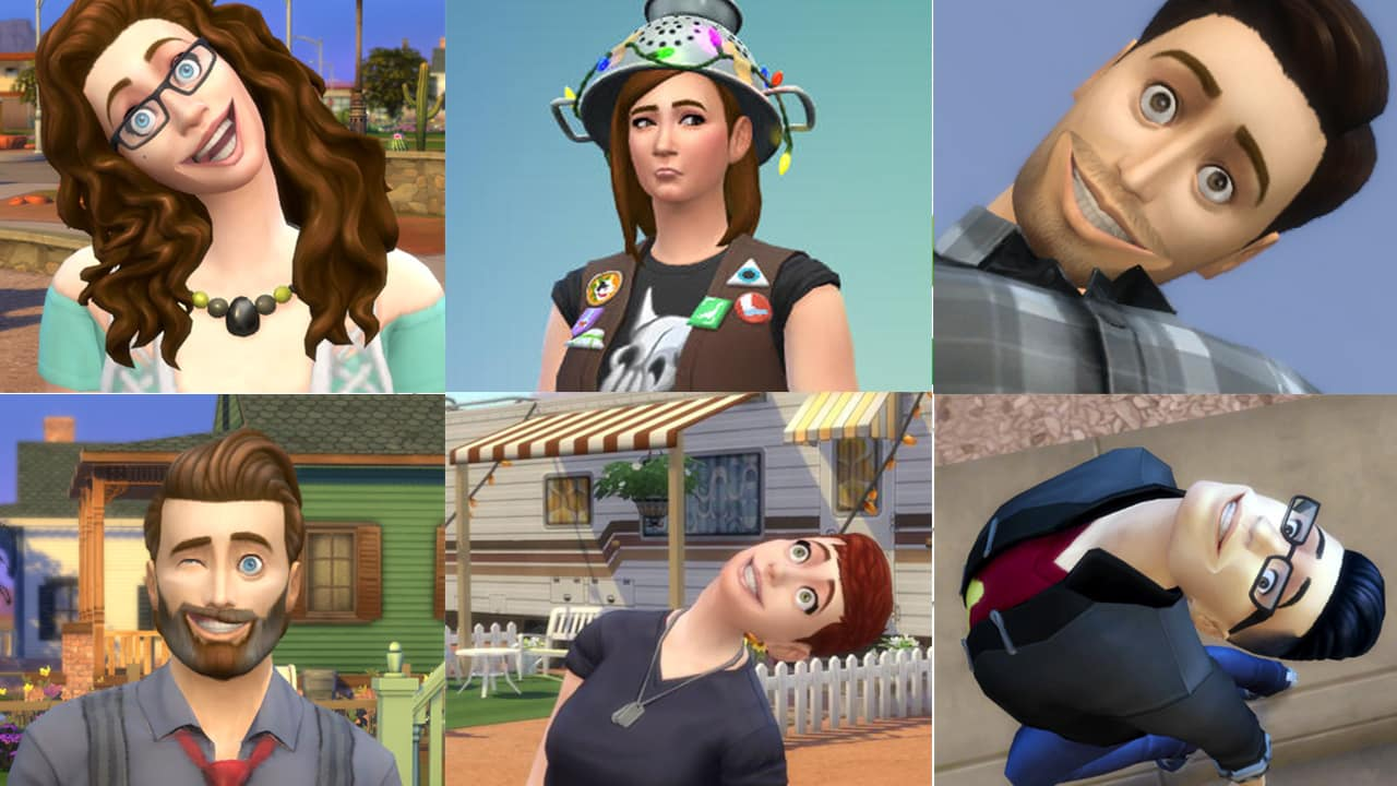 The Sims 4 Game Pack 7: New Screens and Clues