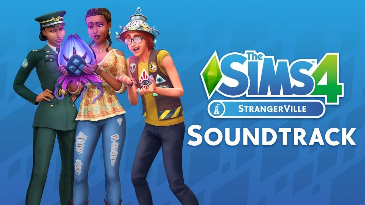 listen to the original soundtrack from the sims 4. Black Bedroom Furniture Sets. Home Design Ideas