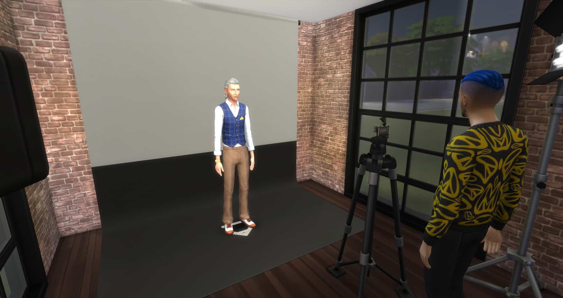 The Sims 4 Moschino Stuff Creating A Photo Studio
