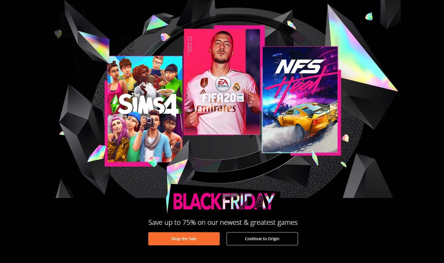 Origin Black Friday Sale Save Up To 75 Off On Select The Sims 4 Games