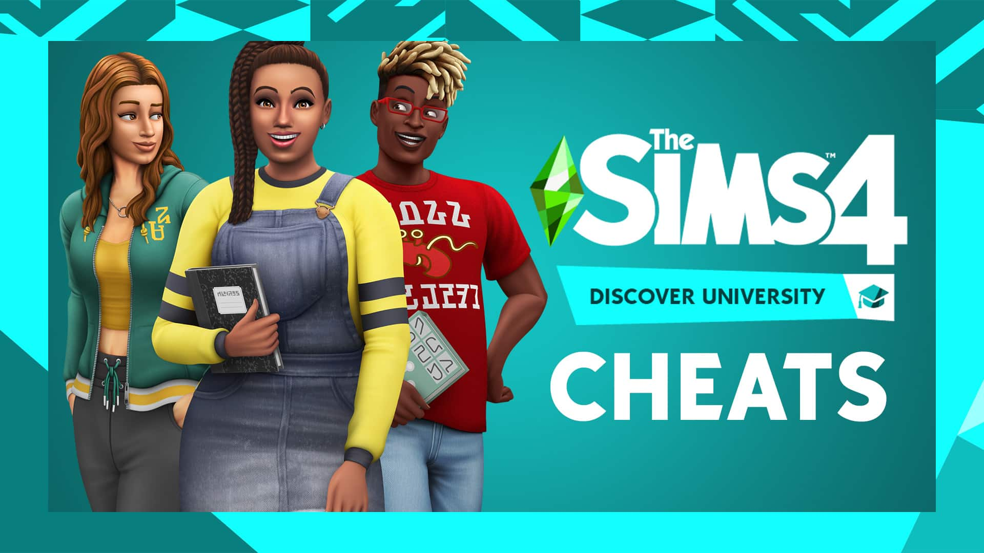 The Sims 4 Discover University Cheats