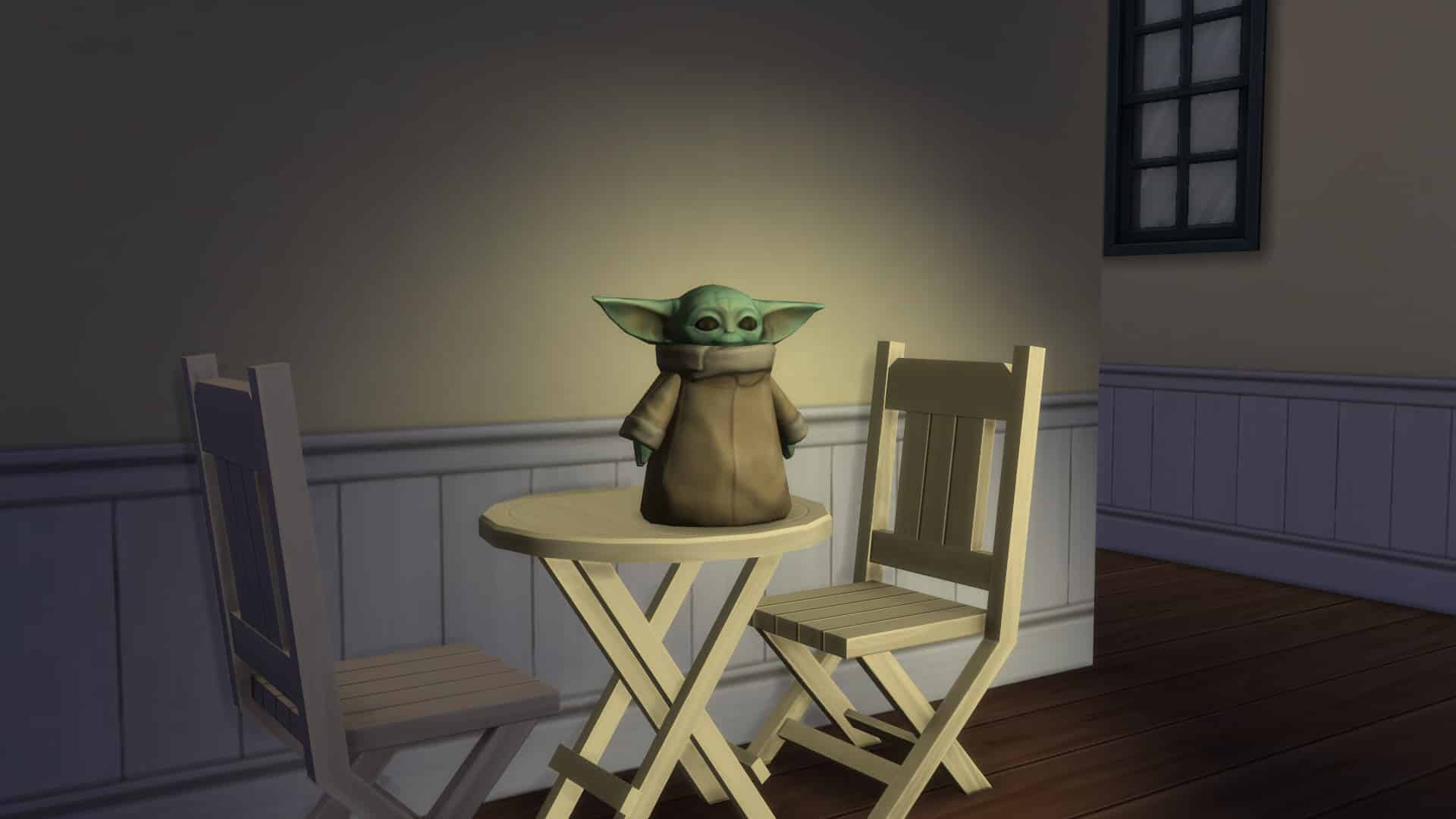The Sims 4 S Latest Update Adds Baby Yoda