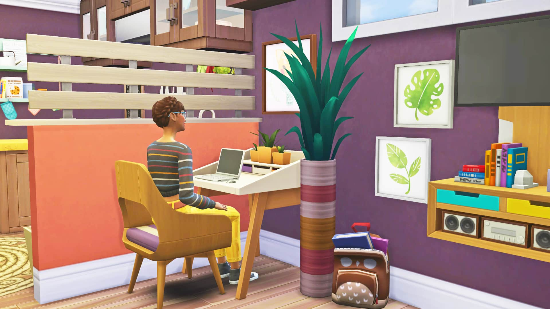 The Sims 4 Tiny Living Tips Tricks