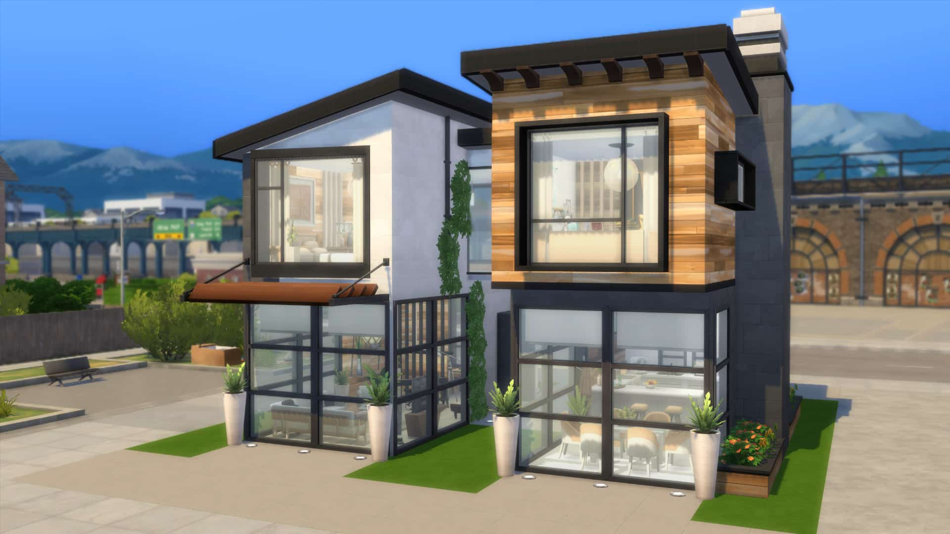 The Sims 20 Eco Lifestyle Builds Gallery Spotlight