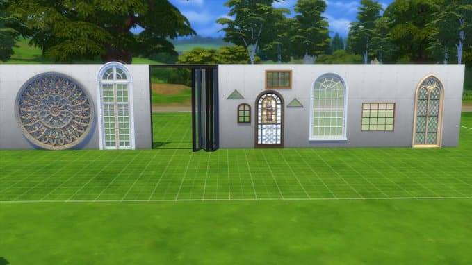 Sims4studio Releases A New Tool To Batch Fix Cc Doors And Windows